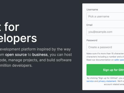 GitHubで2段階認証の設定後にpushできない原因と対処法